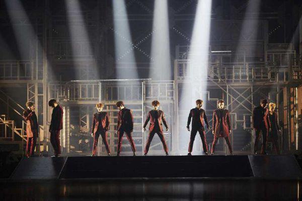 EXO 为何能强到SM不得不捧的地步?