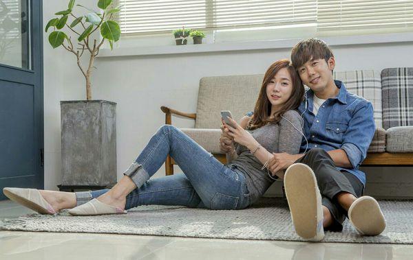 韩国情侣都怎么拍出的恩爱照?