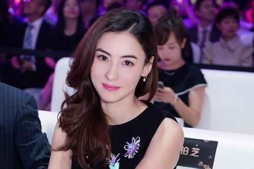 张柏芝是多少男人的梦中情人,她为什么会输给了王菲?