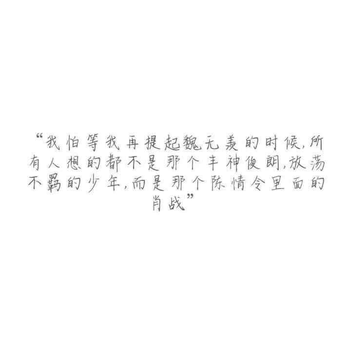 如何评价王一博肖战主演的电视剧《陈情令》?