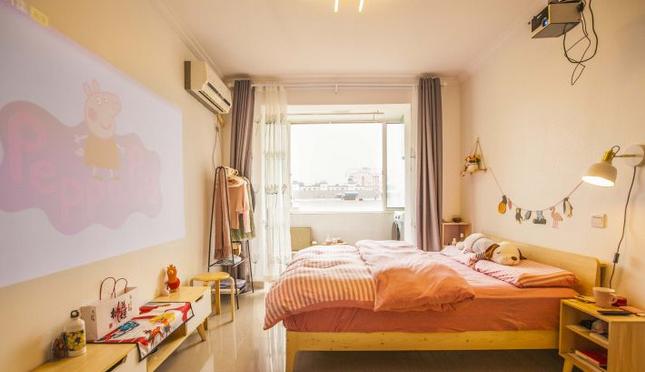 你见过最精致的卧室是啥样的呢?