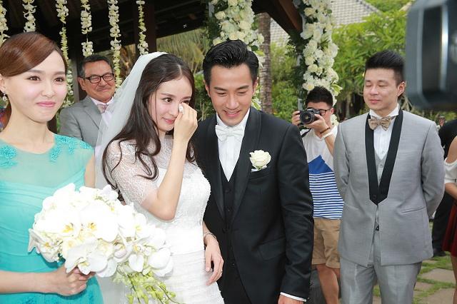 杨幂为何要嫁给名气不温不火的刘恺威?