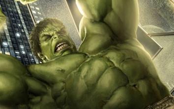 你觉得绿巨人变身后会增加体重吗,是肌肉重吗?