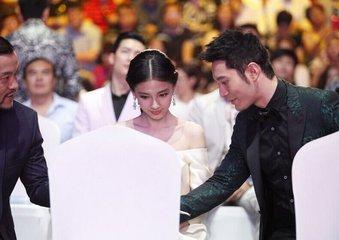 黄晓明为什么会那么疼爱他老婆baby?