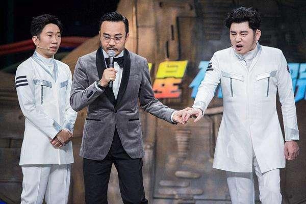 仅只是一名主持人的汪涵,马云为什么要跟他称兄道弟呢?