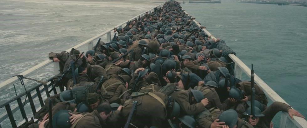 《敦刻尔克》在中国遭遇两极分化评价,你怎么看这部电影?