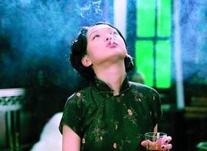 娱乐圈中爱抽烟的女明星有哪些?