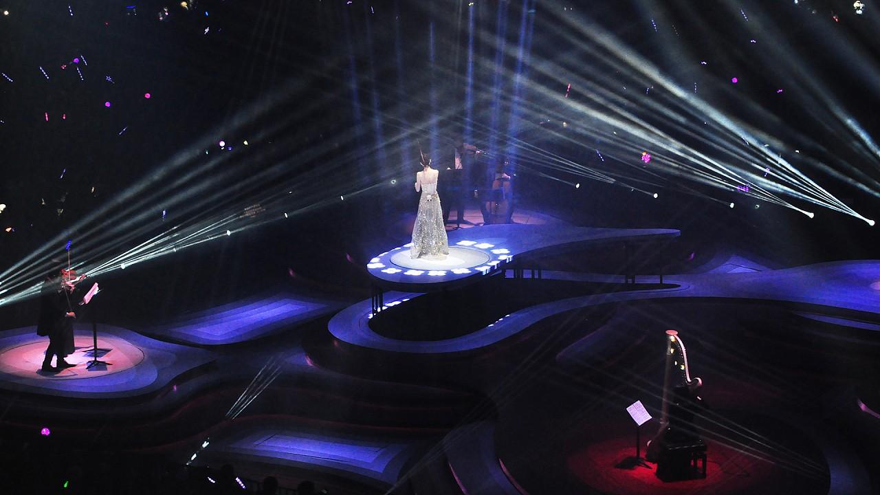在现场看杨千嬅演唱会是什么体验?