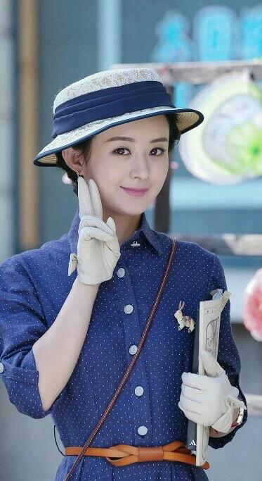 赵丽颖在谍战片《胭脂》里有哪些精彩演技?