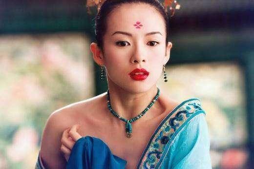 你最喜欢章子怡演的哪部电影?