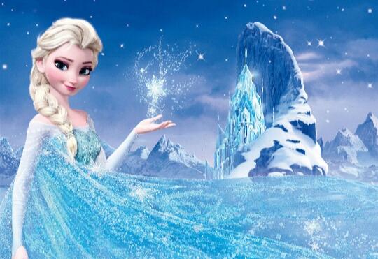 为什么现在的女孩子这么喜欢冰雪奇缘?