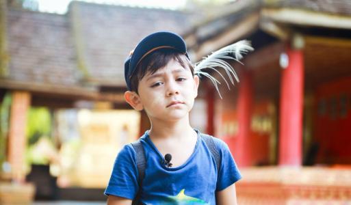 如何评价刘烨儿子刘诺一的长相?