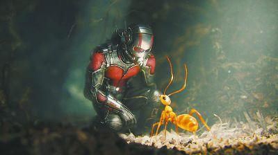 漫威电影《蚁人》好看吗?