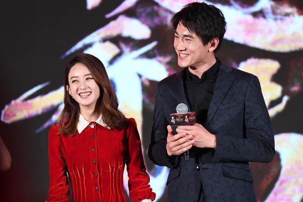 赵丽颖和林更新CP感那么强为什么成不了真的情侣?