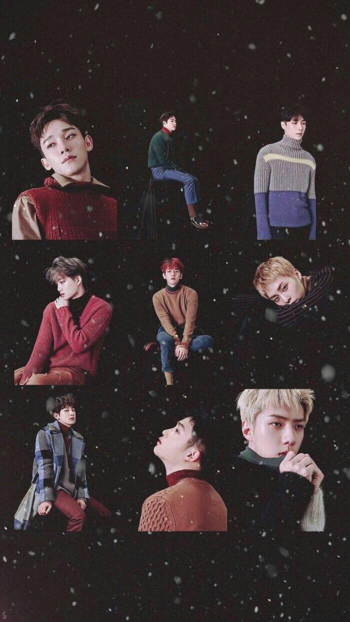 EXO在你心目中,是什么样的,来谈一谈?