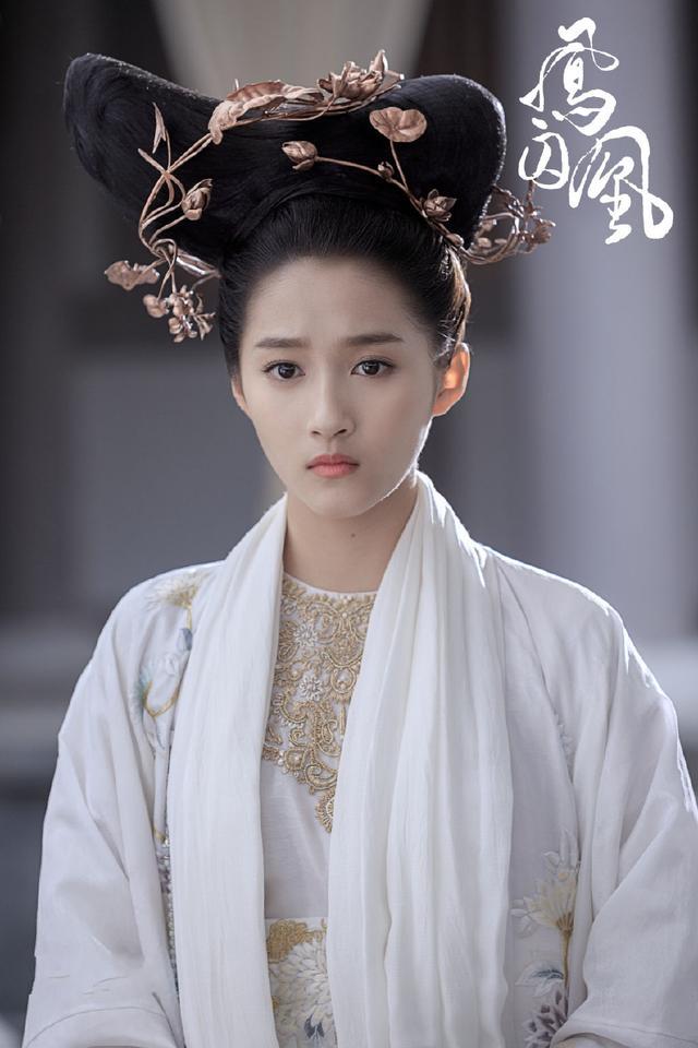 怎么看待关晓彤在电视剧《凤囚凰》中的演技?