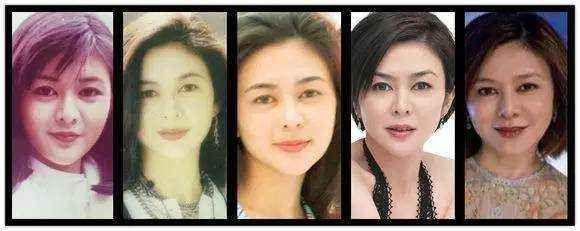 同样是美人迟暮,为什么关之琳和李嘉欣越来越丑?